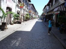 CALLE CRISOLOGO (VIGAN, ILOCOS SUR)
