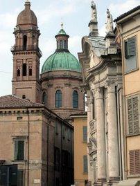 San Giorgio Torre e Cupola (Reggio Emilia)