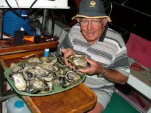 Kimberley Oysters are the best!