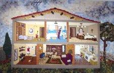 """MI CASITA DE PAPEL"" 1er Premio Colectivo Sitges 2007 (Concurso A.E.P.)"