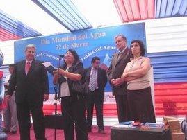 Ceremonia de Premiacion 22 de Marzo 2007