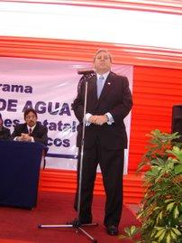 MINISTRO DE VIVIENDA EN EL DIA MUNDIAL DEL MEDIO AMBIENTE