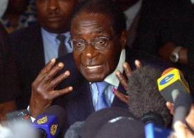 "PROFESSOR ROBERT MUGABE (THABO MBEKI""S HERO!)"