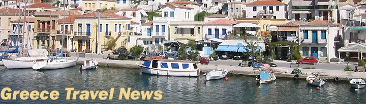 Greece Travel News
