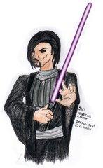 Darrus Jeht, Jedi Wanderer