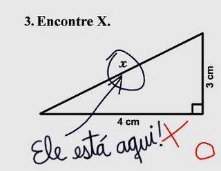 Querido professor, me ajude...