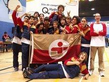 """Médaillés d""""or aux Jeux du Québec 2007"""