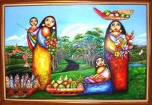 SEGUNDO HUERTAS - Pintor y Escultor