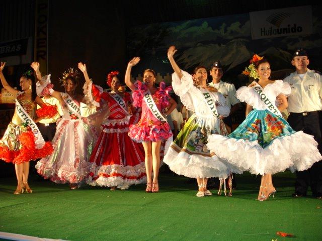 REINAS NACIONALES 2007