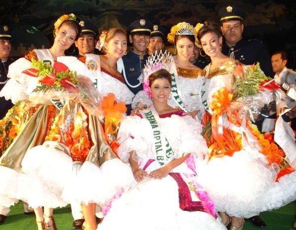 Reina Departamental del Bambuco 2007