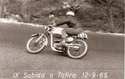 Subida a Tafira 1965