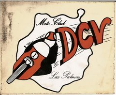 Logo del Moto Club  DCV