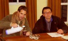 Cristián Lehmann y Raúl Viso: Los felices instructores del Taller de Humor Gráfico