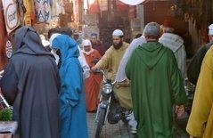 Caos en la Medina