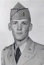 Bob Angle - Military Days 1956