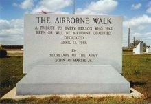 Airborne Walk