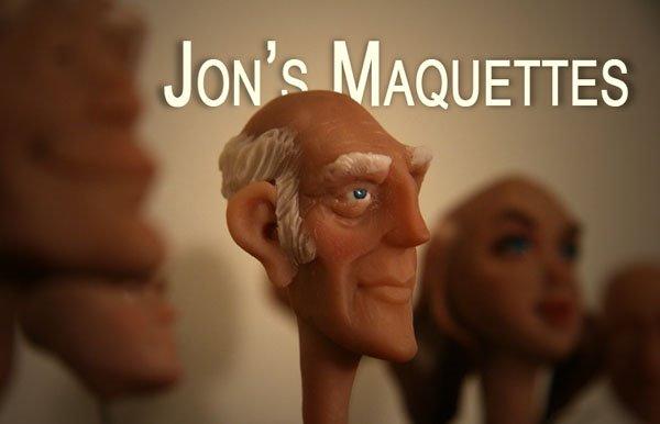 Jonathan Hoffman Maquettes