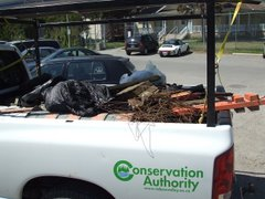 Rideau Valley Conservation Authority Truck