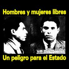 hombres y mujeres libres