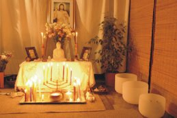 Mi altar