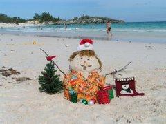 Bermuda Snowman
