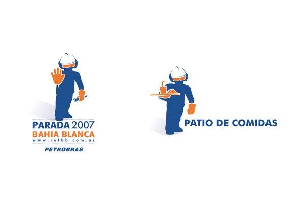 CAMPAÑAS - Seguridad en Parada de Planta Petrobras