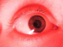 El Ojo en Rojo
