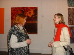 NYC General Consulate for Swiss Artists Exhibition at Broadway 450 / 473 Gallery of NY Artsmagazine