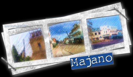 Majano, il mio paese tra le colline.