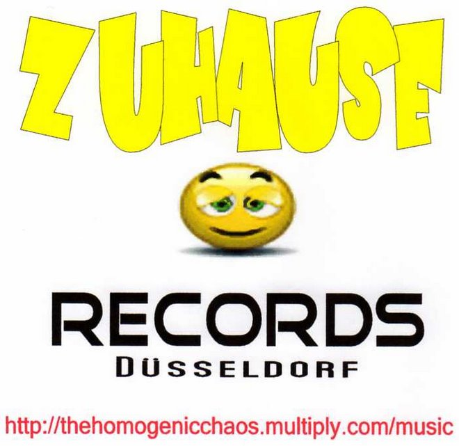 zuHause records Düsseldorf