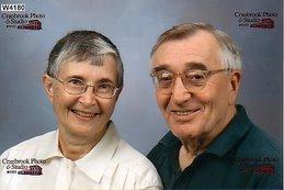 Ray and Pauline