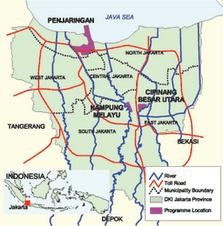 Intervention Area