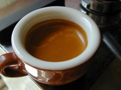 Espresso!!! What a way to start your day!!!