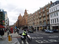 Knightsbridge London!