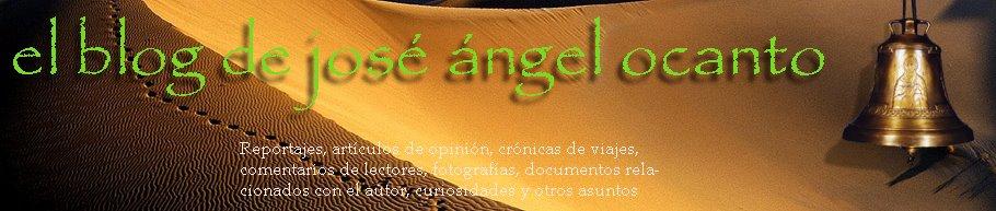 El blog de José Ángel Ocanto