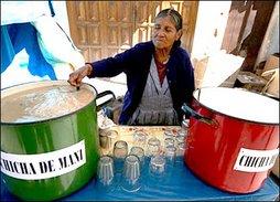 Bolivia's popular fairs