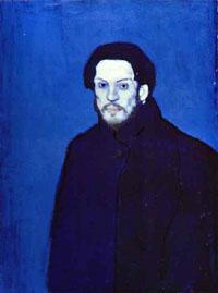 Pablo Picasso - Autorretrato - París, Musée Picasso