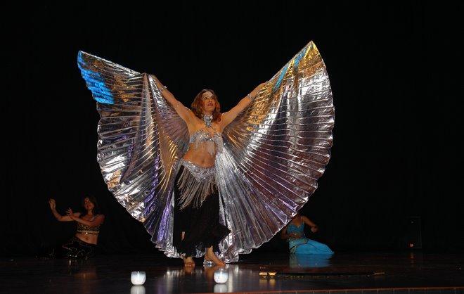 Marta Sonia - Celebracion Dia Internacional de la Danza en la UCA