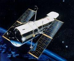 Telescopio espacial Hubber