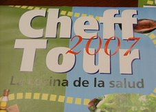 Cartel Cheff Tour 2007