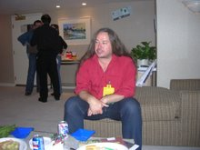 Jetse deVries, Worldcon 2006