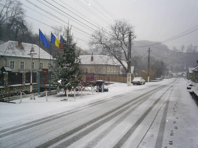 iarna la ocna