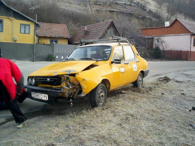 accident ocna de fier