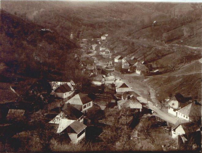 ocna de fier acum 100 de ani
