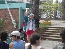 """TERCER PUESTO DAMAS MAYORES:""""CORRIDA CRIOLLA CANARIA 2007"""""""