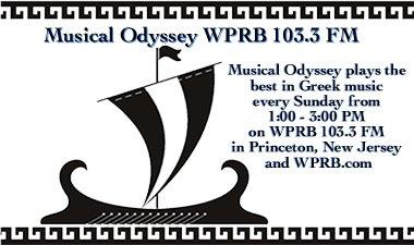 Musical Odyssey WPRB 103.3 FM