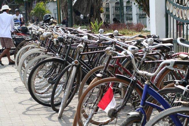 bukan pasar sepeda...
