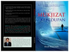 "Book Cover ""Mukjizat Kehidupan"""