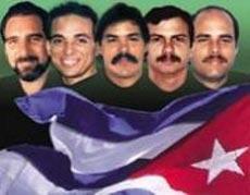 Libertad para los 5 Cubanos Presos