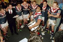 THE ROOSTERS WINNING AGAIN
